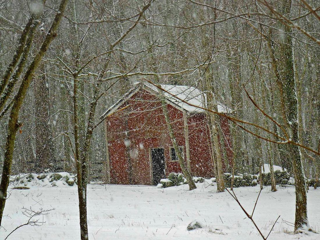 Mame's barn, Orson